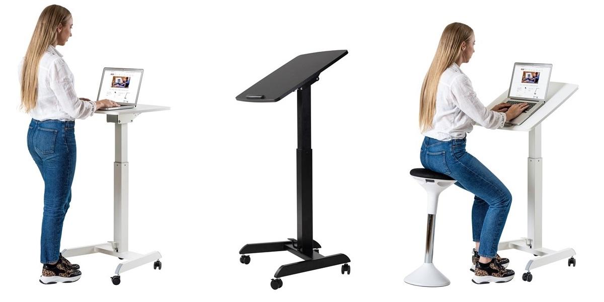 Ny Produkt till hemmakontoret - Multifunktionellt höj & sänkbart bord!