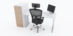 Offix komplett arbetsplats 3