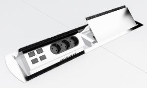 Offix powerbox dubbel