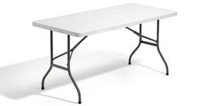 Fällbart bord, rektangulärt, Offix