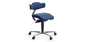 Ergonomisk kontorsstol, Sitt&Flex, 360, Offix