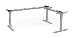 Elstativ för skrivbord, Sitt & Stå HS3x-F-3B, Offix