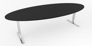 Konferensbord ovalformad 10 platser, Offix