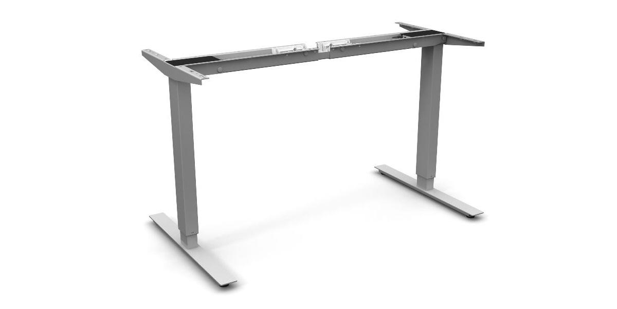 Elstativ för skrivbord, Sitt & Stå HS3x-R-2B, Offix