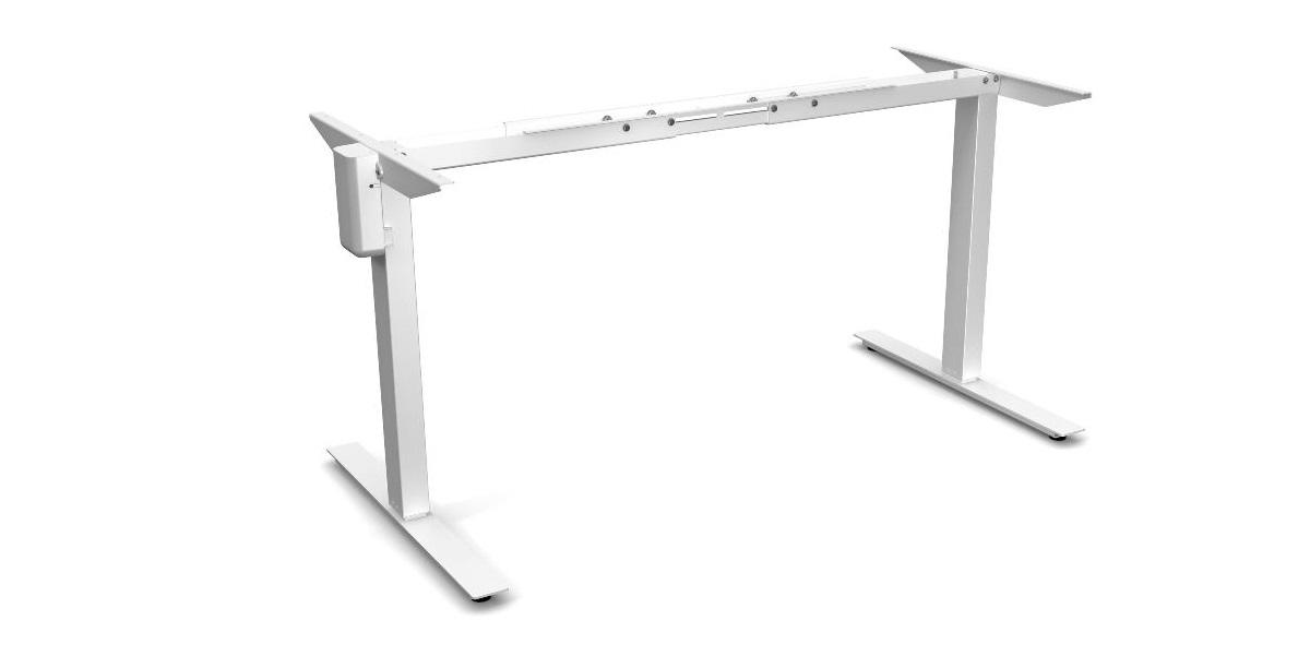 Elstativ för skrivbord, Sitt & Stå HS3x-S-2B, Offix