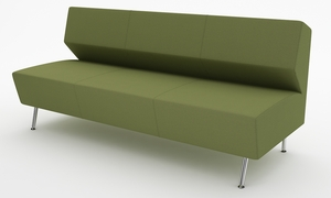 Loungesoffa, Combo Rak 180, Offix